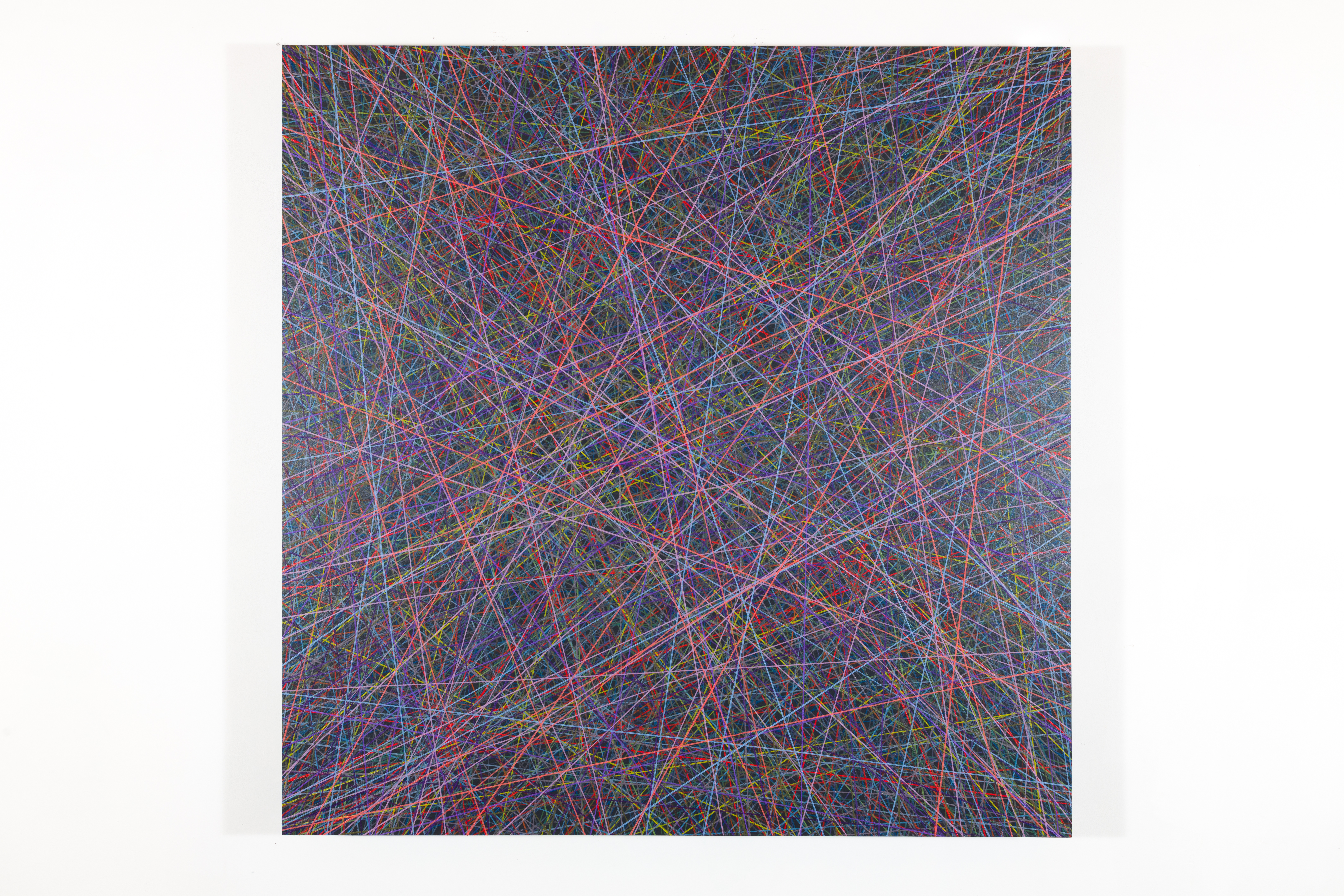 Colour Intersected No 6