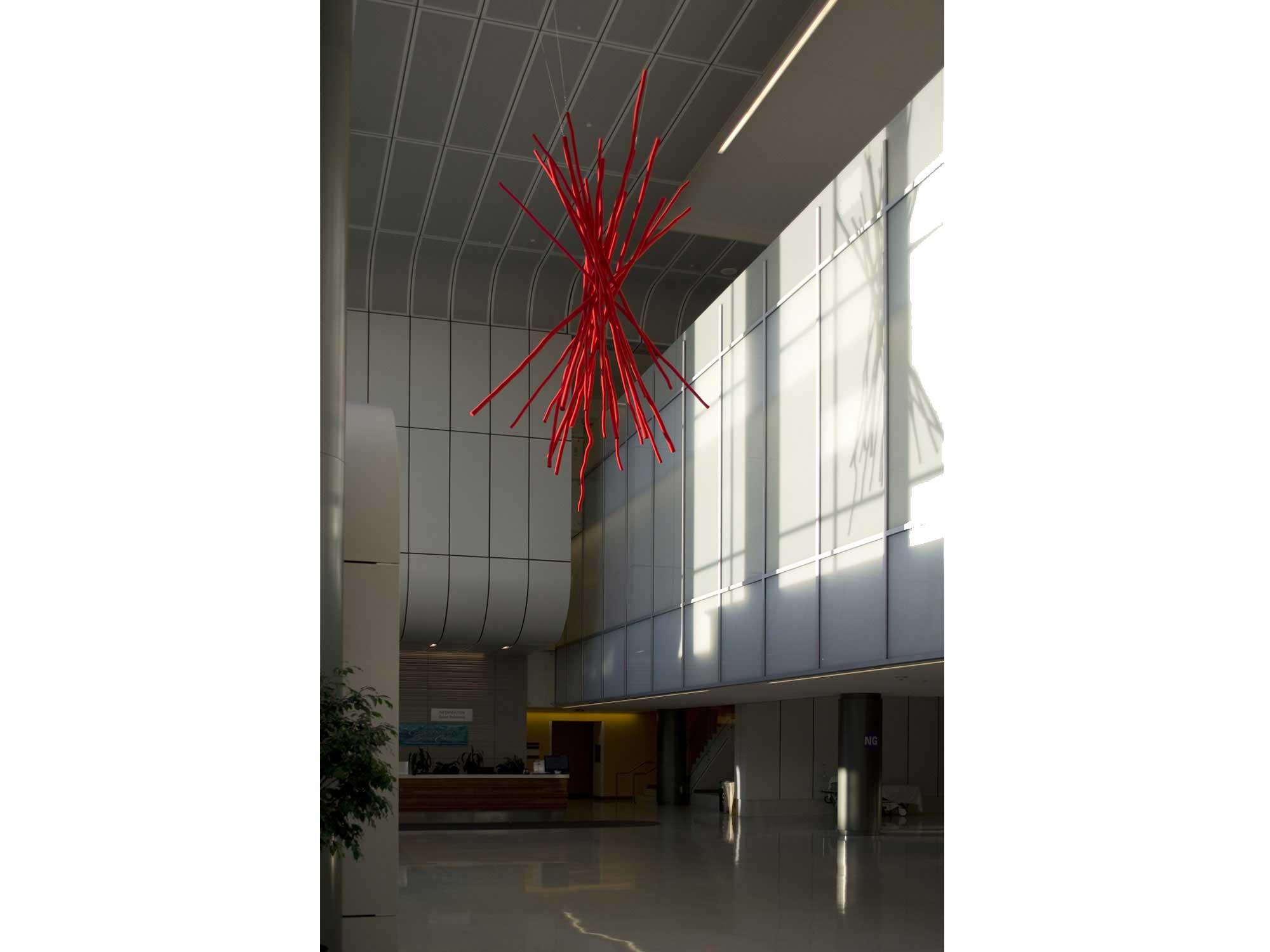In Motion - John E. Friedlander Memorial | Buffalo, New York - Image: Joel Brenden